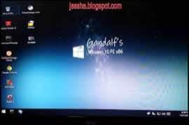 Windows 10 PE Redstone 5