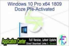 Windows 10 Professional x86 RecNight - Preactivated