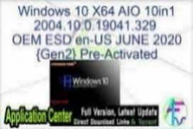 Windows 10  (x64) (PL) (18363.815) 21 Kwietnia 2020