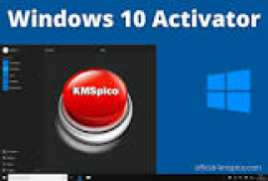 KMSpico 10.1.8 FINAL + Portable (Office and Windows 10 Activator