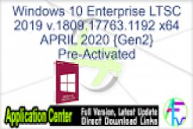 Windows 10 X64 Enterprise LTSC Office 2019 en-US JAN 2021 {Gen2}