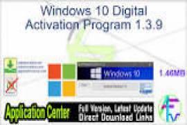 Windows 10 Digital Activation Program v1.3.2 -