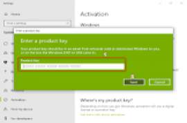 Windows 10 pro with product key